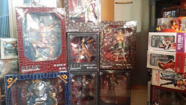 Premières Photos de figurines à vendre : DPCF