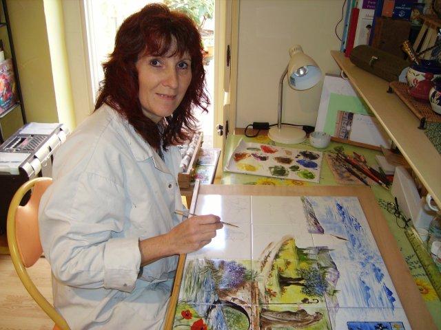 Blog de js atelier blog de js atelier for Artiste peintre narbonne