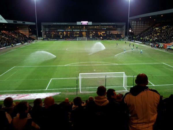 Notts county fc the oldest in the world