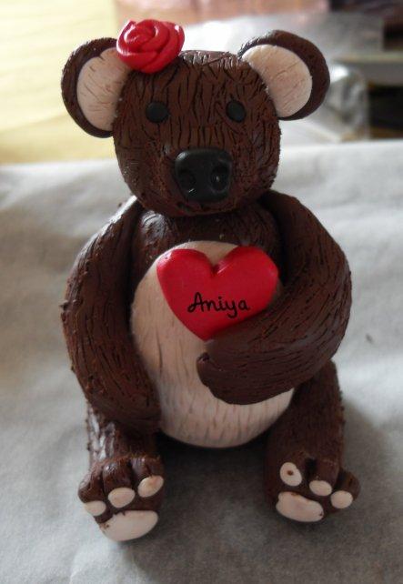 Ours de la Saint Valentin