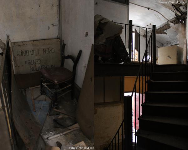 #4 - La beauté d'un lieu abandonné