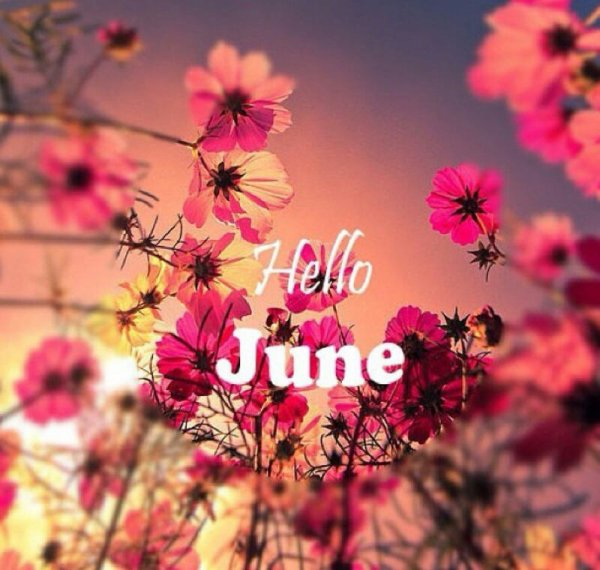 Enfin en june