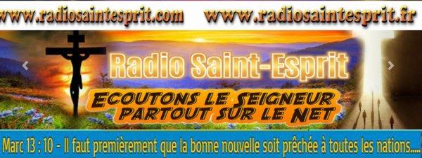 Passez un bon week-end à l'écoute de la RSE www.radiosaintesprit.com
