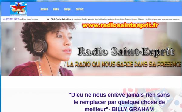 www.radiosaintesprit.fr - www.radiosaintesprit.com