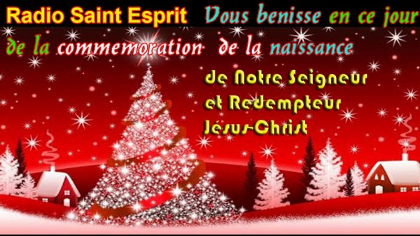 http://www.radiosaintesprit.com/  http://www.radiosaintesprit.fr/