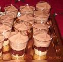 verrine gourmande au chocolat