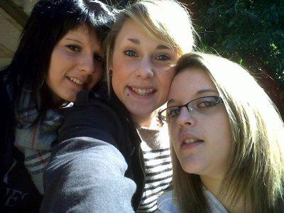 Des filles qui mon comblées depuis nos premiers regard .... <3
