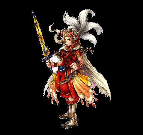 Chevalier Oignon ( Final Fantasy 3 )