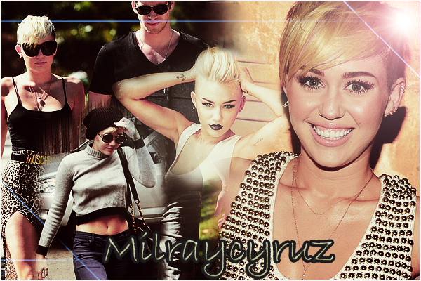 Bienvenue sur Milraycyruz ♥