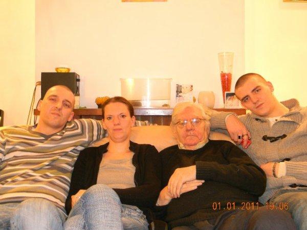 mon père et nous