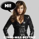 Photo de Cyrus-Mile-Destiny