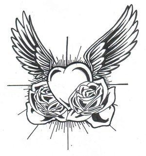 L'amour donne des Ailes mais souvent, ces ailes peuvent se Couper pour les donner à un autre Coeur qui en a Besoin <3