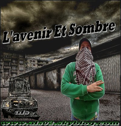 Pochette Avan De La Mixtape ( L'avenir Et Sombre )