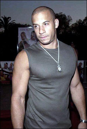 vin diesel dominic toretto fast and furious. Black Bedroom Furniture Sets. Home Design Ideas