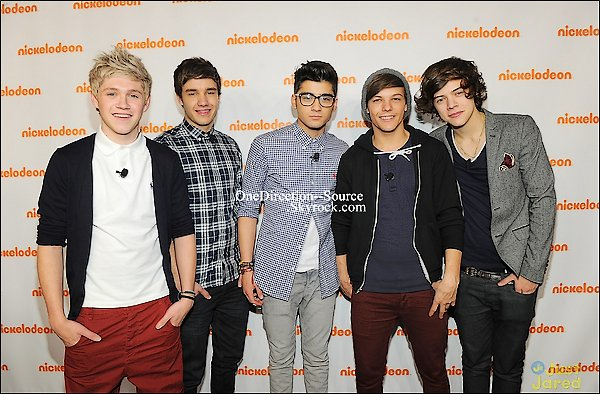 • 14 Mars :   - Le groupe à Elvis Duran sur Z100 à New York .- Le groupe sur le tapis orange de Nickelodeon.