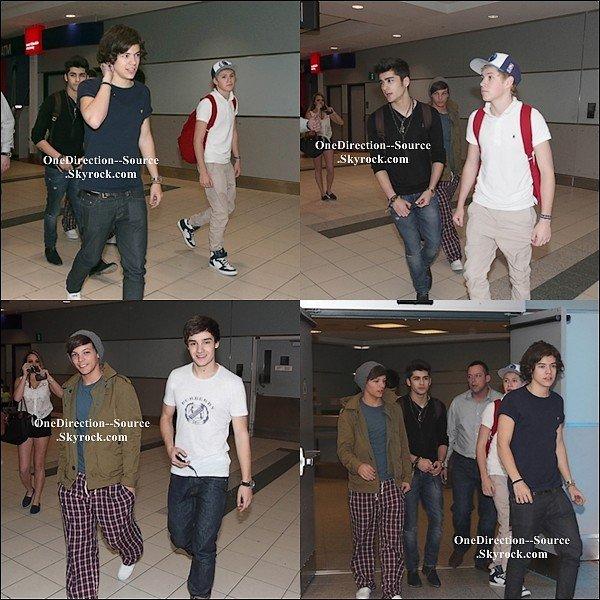 • 26 Mars :  - Le groupe arrivée à l'aéroport de Toronto   - Le groupe  sur le plateau de MuchMusic à Toro to, CANADA. En supplément quelque  PHOTOSHOOTS des garçons Magnifique.
