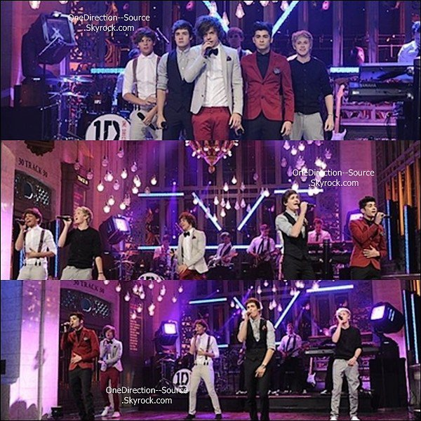 • 07 Avril :  - Performance à Saturday Night Live.