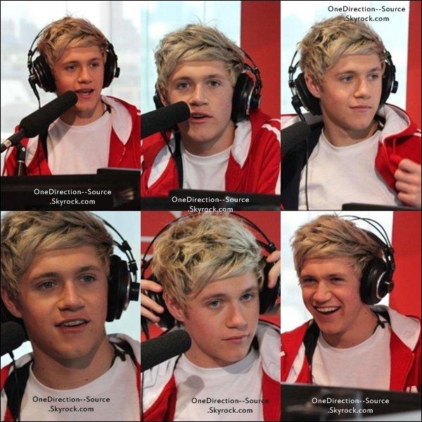 • Toujours le 11 Avril : - Les garçons à  Nova FM. - Les garçons à  The Today Show ( en Australie ).