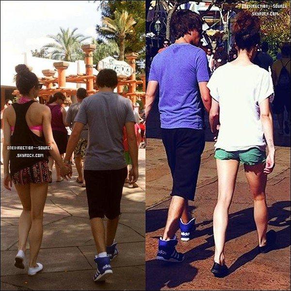 •  02 Mai.- Liam et Danielle à Orlando.