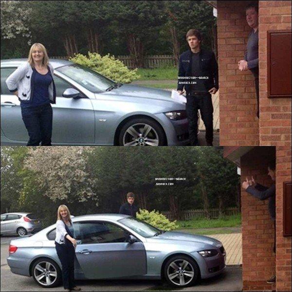 •  07  Mai.- Liam vue à Wolverhamtpon.