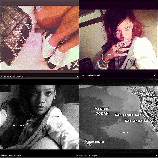 .  Classement de notre belle Barbadienne! + de nouvelles photos personnelles qui ont étaient postés récemment sur son Instagram.  .