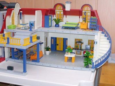 Maison playmobil toute l 39 actu thewalkingdead - Toute les maison playmobil ...