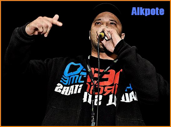 ALKPOTE - KONCERT A ARRAS  ( Photo Offciel )