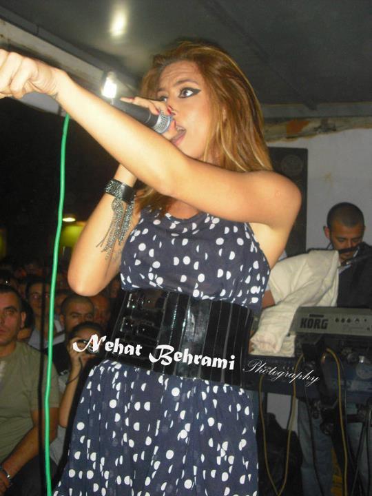 Dafina Zeqiri ne Podujeve 30.08.2011 per Bajram 2011