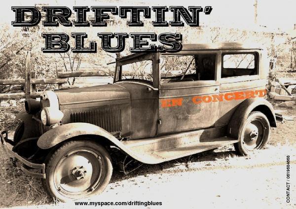 CONCERT DRIFTIN'BLUES