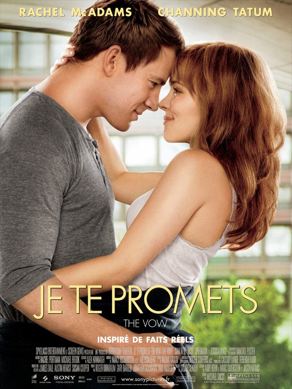 Je te promets: the vow