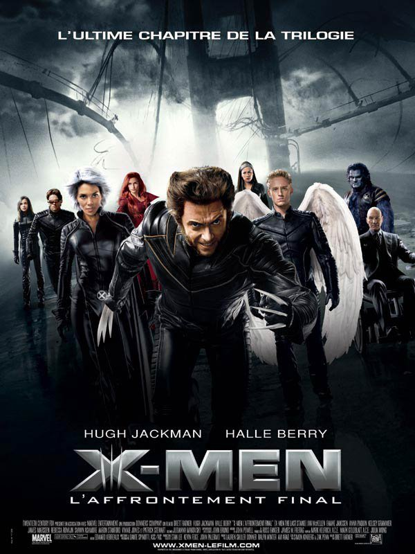 X-Men 3: l'affrontement final