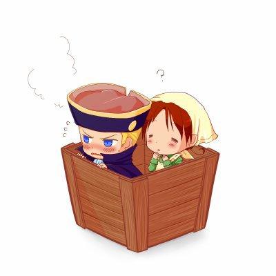 Hetalia : C'est quoi cette manie de mettre tout le monde dans des boites ?!
