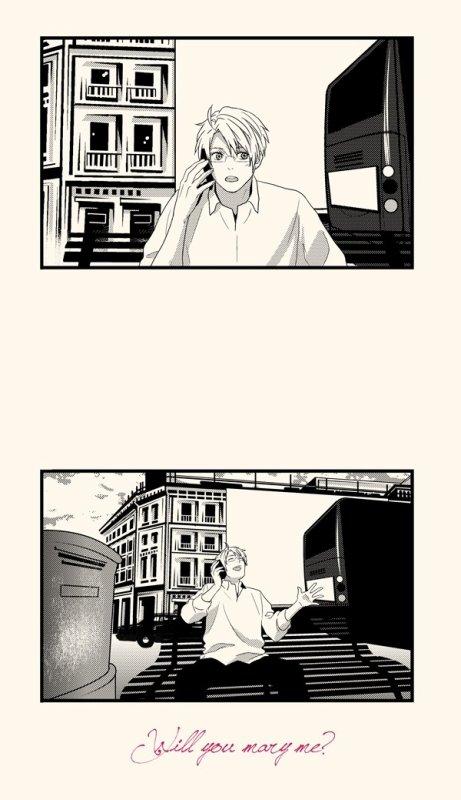 Hetalia Mini Doujin 2/2