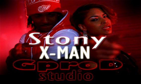 GprodStudio / stony feat x-man an nou ay REMIX Gprod studio  (2013)