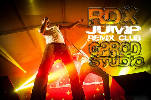 gprodstudio / RDX - JUMP version club GPRODSTUDIO.mp3 version 2 (2013)