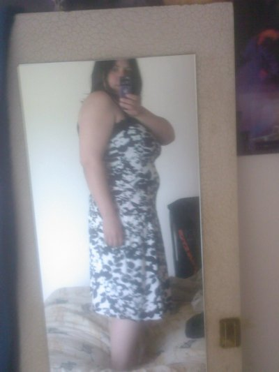 MOI EN ROBE ATTENTION LOL