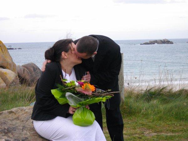 le jour de mon mariage a moi et mon zome damour