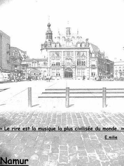 Namur <3