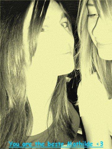 Mathilde & E.milie <3