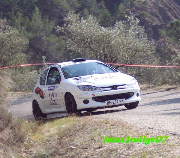 rallye de vaison 2011