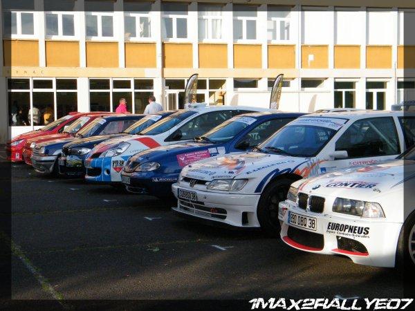 rallye haute vallée de la loire 2011