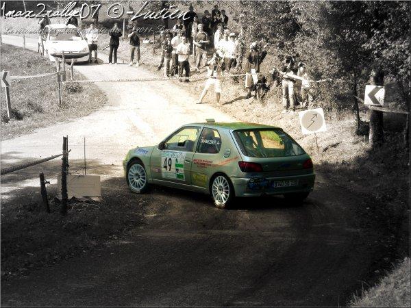 rallye de la Chartreuse 2011