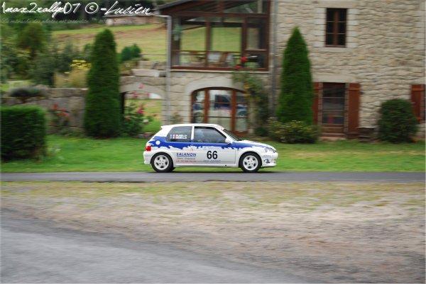 rallye du haut lignon 2011