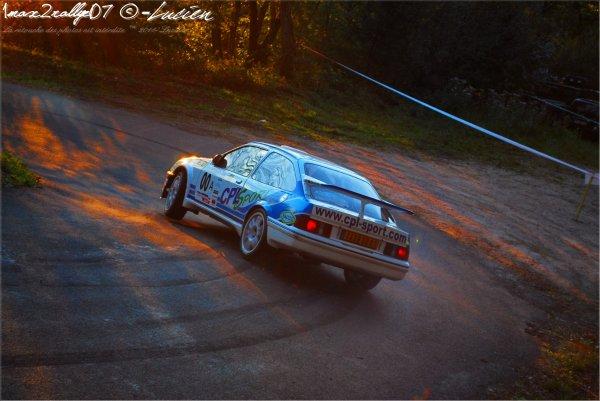 finale des rallye 2011