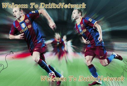 Welcom To DriftxNetwork