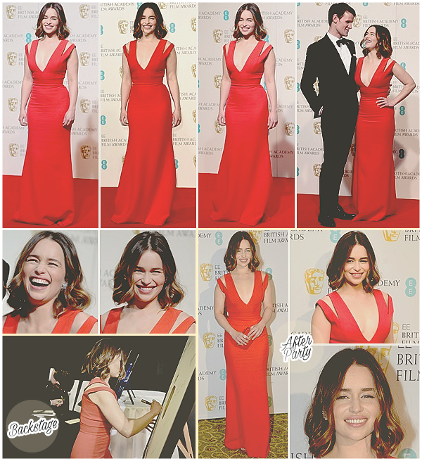 • Event - British Academy Film Awards