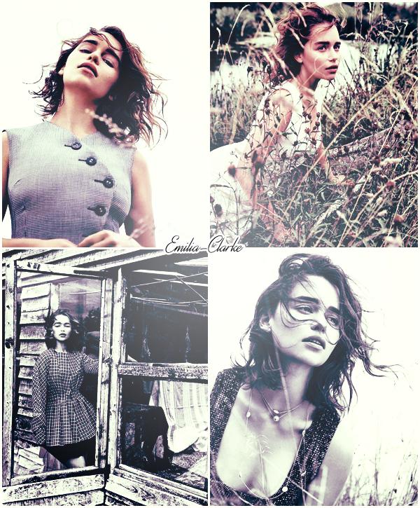 • PHOTOSHOOT - Dior Magasine N°12