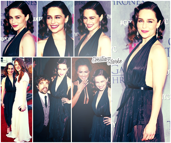 • Event - Game of Thrones • Season 4 Premiere