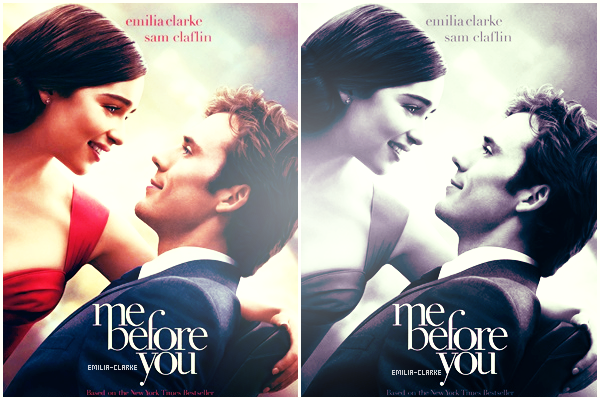 • Movie - « Me Before You »