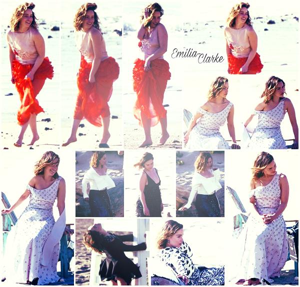 • Shoot - Malibu beach